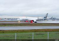 ニュース画像:エアバス、A350-1000で中東・アジア太平洋地域へデモ飛行ツアー実施