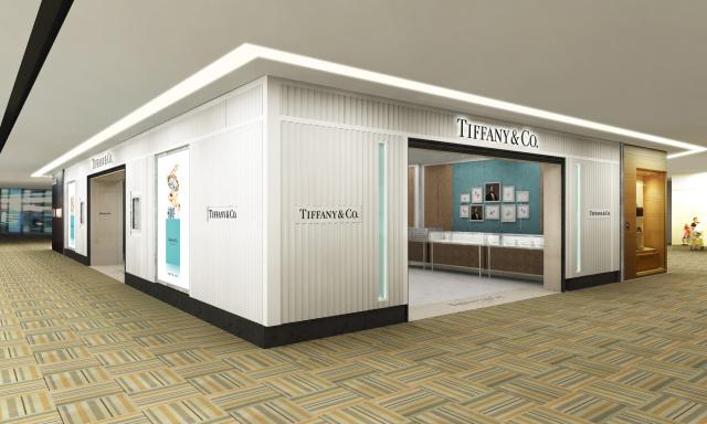 ニュース画像 1枚目:成田国際空港 第2旅客ターミナル「ティファニーブティック」