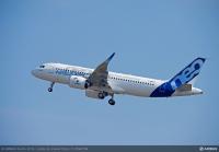 ニュース画像:エアバス、3月25日にA320neoの2号機で初飛行 ハンブルク製は初