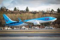 ニュース画像:ボーイング、TUIグループに初の737-8-MAXを納入