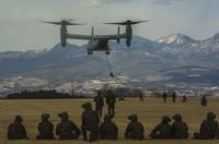 ニュース画像:陸自と海兵隊、王城寺原演習場などで「フォレストライト02」 2月15日から