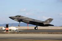 ニュース画像 1枚目:岩国航空基地でのF-35B