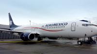 ニュース画像:アヴァロン、アエロメヒコ航空に737-800を1機リース