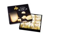 ニュース画像:JALUX、新千歳空港内の「BLUE SKY」で「北海道ほっくチーズ」販売