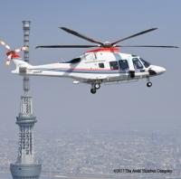 ニュース画像:レオナルド、朝日放送とAW169双発ヘリコプターを契約 2021年に納入