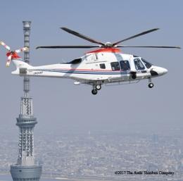 ニュース画像 1枚目:AW169ヘリコプター