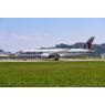 ニュース画像 2枚目:カタール航空の787、ペナンに到着