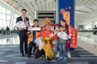 ニュース画像:香港エクスプレス、搭乗客数が1,000万人を突破 記念セールも開催
