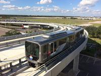 ニュース画像:三菱重工、タンパ国際空港のAPMシステムが完成 車両12両を納入