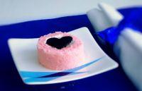 ニュース画像:バンコクエアウェイズ、バレンタインでピンク色の特別デザートを提供