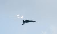 ニュース画像:F-16デモンストレーションチーム、シンガポールで展示飛行 次回は芦屋