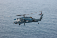 ニュース画像 1枚目:事故機と同型のUH-60J