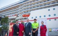 ニュース画像:ヴァージン・オーストラリア、クルーズ港でチェックインサービスを開始