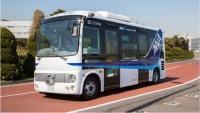 ニュース画像:ANA、羽田空港の新整備場地区で自動運転バス導入に向け実証実験を実施