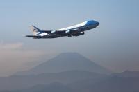 ボーイング、747-8ベースの次期大統領専用機の製造、提供を発表の画像