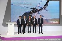 ニュース画像:エアバス・ヘリ、オートパンサーとH130を契約 EC130を更新
