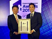 ニュース画像:タイ国際航空、財務・管理部長がアジアにおけるベストCFO賞を受賞