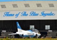 ニュース画像:ブルーインパルス、岩国・美保・防府で展示飛行 6月初旬までの予定