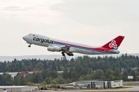 ニュース画像 1枚目:カーゴルクス 747-8F
