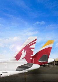 ニュース画像 1枚目:イベリア航空とカタール航空