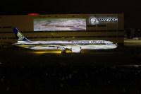 ニュース画像:シンガポール航空、787-10を受領 フェリーフライトは関空経由