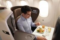ニュース画像:シンガポール航空、 787-10にフルフラットベッドなど新プロダクトを搭載