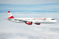 ニュース画像:オーストリア航空、新ブランド発表 「myAustrian」に塗装を変更