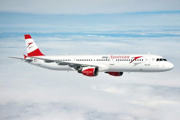 ニュース画像 1枚目:オーストリア航空 「myAustrian」と塗装を変更