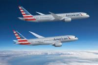 ニュース画像:アメリカン航空、787を最大75機発注 A350はキャンセル