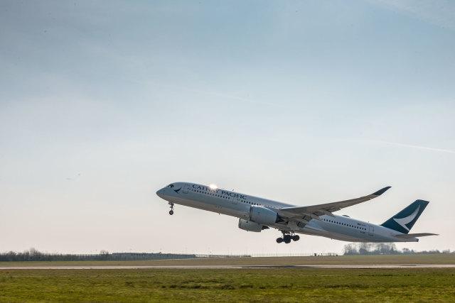 ニュース画像 1枚目:キャセイパシフィック航空 A350-900
