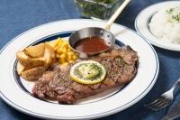 ニュース画像:伊丹空港、肉が旨いカフェ「NICK STOCK」 4月18日オープン