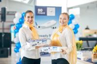 ニュース画像:ルフトハンザとFinavia、ヘルシンキ就航50周年を祝福