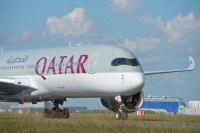 ニュース画像:カタール航空、ドーハ/アトランタ線にA350-900を投入