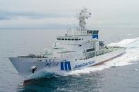 ニュース画像:第三管区海上保安本部、巡視船2隻を配属替 尖閣諸島の警備強化で