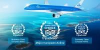 ニュース画像:KLM、トリップアドバイザーの欧州人気航空会社トップ10にランクイン