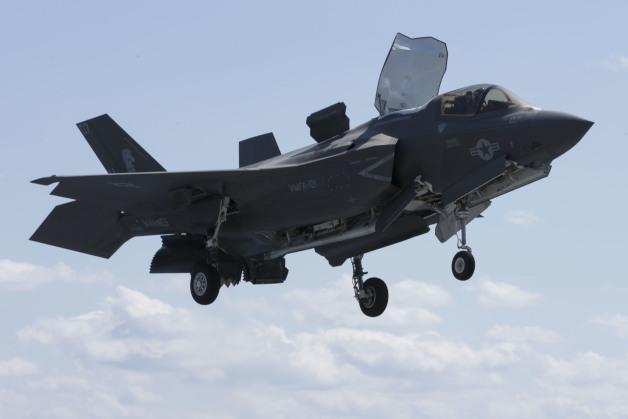 ニュース画像 1枚目:F-35BライトニングII