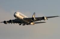 ニュース画像 2枚目:シンガポール航空 A380