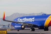 ニュース画像:サウスウェストWN1380便、乗客1名死亡 第1エンジンに金属疲労