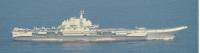 ニュース画像 1枚目:4月20日撮影の空母「遼寧」