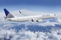 ニュース画像:ユナイテッド、737-9-MAX初受領 2018年末までに10機導入