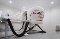 ニュース画像:JAC、ATRのフルフライトシミュレーターを日本初導入