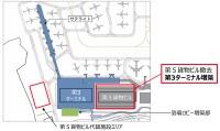 ニュース画像:成田空港、LCCターミナルの能力増強で増築へ 隣接貨物ビルを撤去