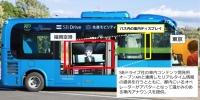 ニュース画像:SpiralMind、福岡空港での自動運転バスデモンストレーションへ技術提供