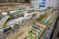 ニュース画像 1枚目:ボーイング 767製造ライン