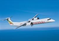 ニュース画像:ボンバルディア、エチオピア航空とQ400の追加発注を正式契約