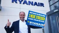 ニュース画像:ライアンエア、6月にデュッセルドルフ発着のアリカンテ、マラガ線を開設へ