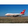 ニュース画像 3枚目:カンタス航空 747SP
