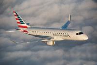 ニュース画像:エンブラエルとアメリカン、ERJ-175を追加契約 総発注は89機