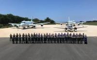 ニュース画像 3枚目:アントニオ・バティスタ飛行場、海自P-1の2機、フィリピンC-90