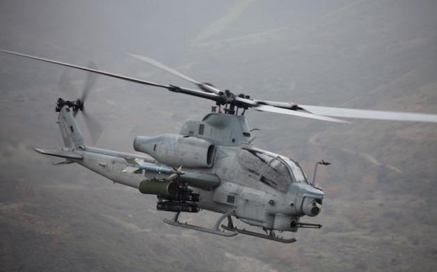 ニュース画像 1枚目:アメリカ海兵隊のAH-1Zバイパー攻撃ヘリコプター